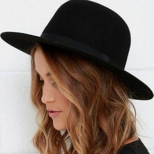 NWOT! Fedora Wool 100% Custom Urban Style Women's